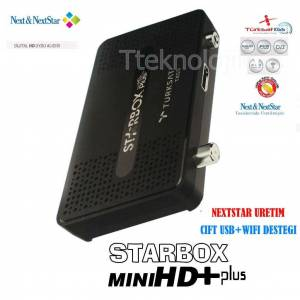 Next Starbox Plus Mini Hd Uydu Alıcısı Tkgs