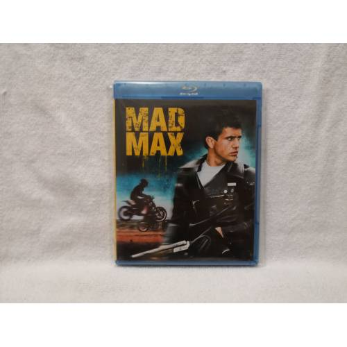Mad Max Quadrilogy - Çılgın Max Set Bluray 281126848