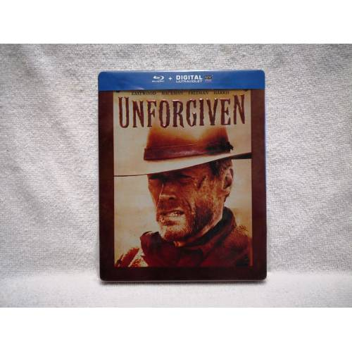 Unforgiven - Affedilmeyen Bluray Steelbook Limited Edition Türkçe 281155749