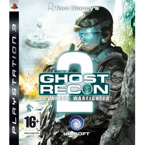 TOM CLANCYS GHOST RECON ADVANCED WARFİGHTER PS3 285220925