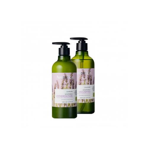 Ausganica Lavender Soothing Shampoo & Conditioner 500 ml.