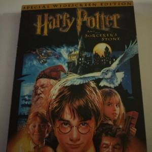 DVD - Harry Potter and the Sorcerers Stone special Edition