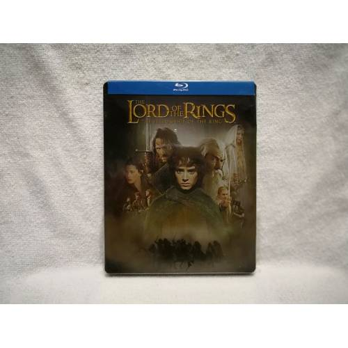 The Lord Of The Rings Trilogy - Yüzüklerin Efendisi Set Bluray Steelbook Limited Edition 291221738