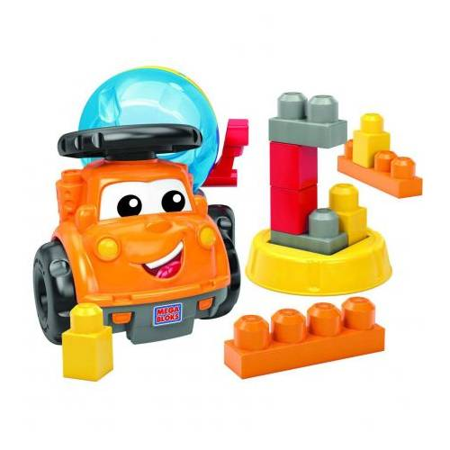 Mega Bloks First Builders Mikser Mike