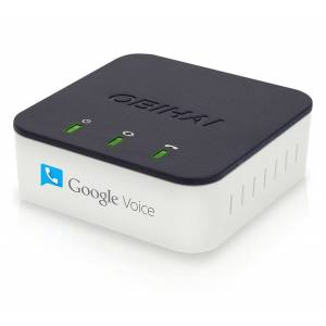 OBi200 1-Port VoIP Phone Adapter with Google Voice and Fax Support for Home and SOHO Phone Service