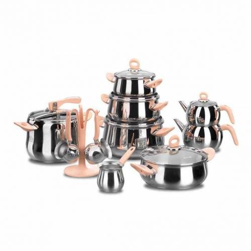 KORKMAZ A1701 Flamingo Hiper Set