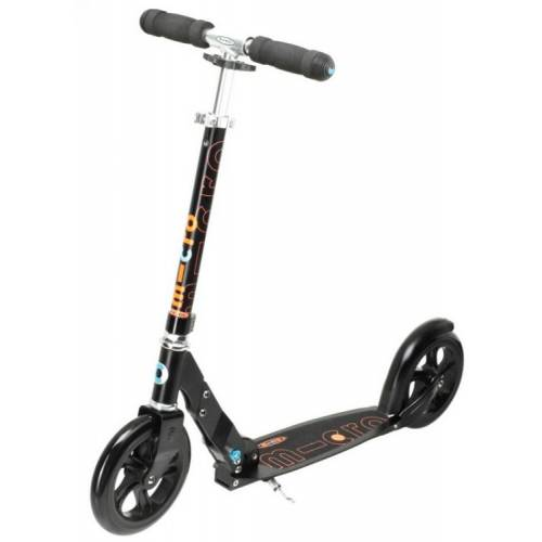Micro Black Scooter 299037522