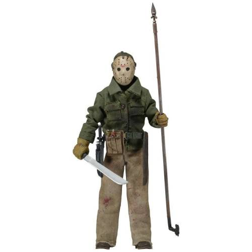 NECA Friday the 13th Jason Clothed 8