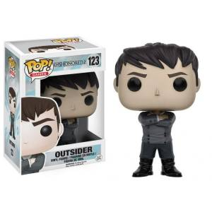Funko POP Games Dishonored 2 Outsider