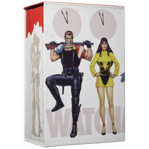 Watchmen Collectors Edition Slipcase Set - Hardcover İngilizce Çizgi Roman