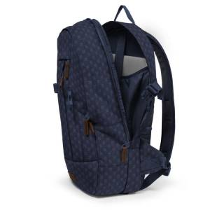 Eastpak Sırt Çantası Extrafloid Denim Checks EK62C15S