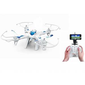 LH-X8 Wifi Kameralı HD 2.4GHz Real-Time Kumandalı Quadcopter Drone IHA
