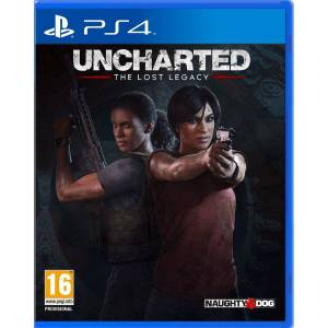 UNCHARTED THE LOST LEGACY TÜRKÇE PS4 OYUN