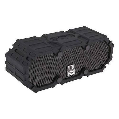 ALTEC LANSING MINI LIFE JACKET OUTDOOR BLUETOOTH SPEAKER SİYAH DIŞ MEKAN (IMW477-BLK)