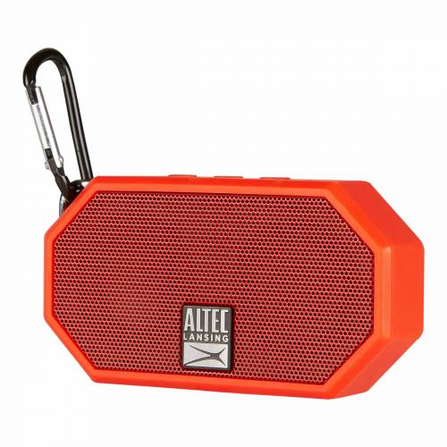 ALTEC LANSING MINI H2O OUTDOOR BLEUTOOTH SPEAKER KIRMIZI DIŞ MEKAN (IMW257-DR)