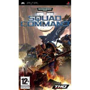 PSP ORJINAL OYUN - WARHAMMER 40.000 SQUAD COMMAND