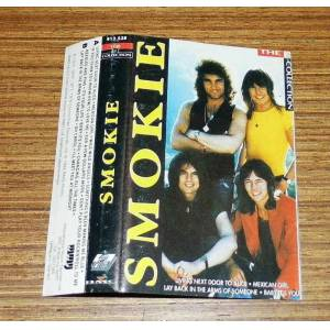 SMOKIE  SMOKIE THE COLLECTION  SADECE KARTONETTİR