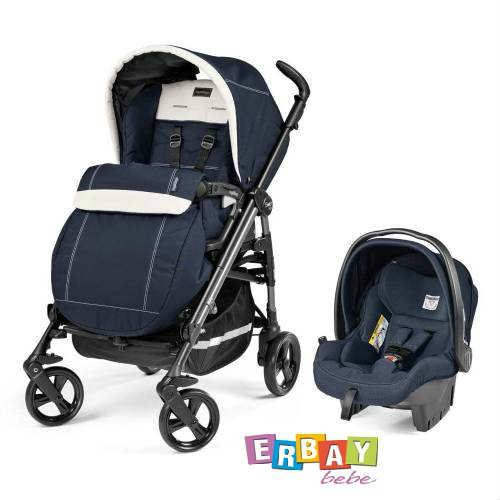 Peg Perego Switch Four Completo Travel Sistem Riviera
