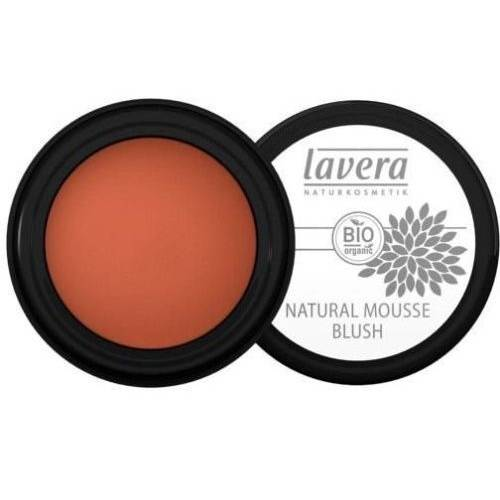 Lavera Natural Mousse Blush - 02 Soft Cherry 4 gr.
