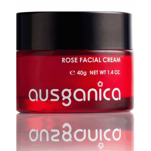 Ausganica Rose Facial Cream 40 gr.