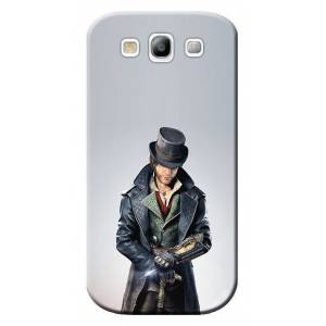 For Samsung Galaxy S3 Kılıf GT-I9300 HD Desen Baskılı Silikon Assassins Creed STK229