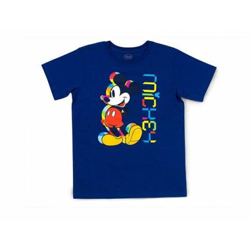 DİSNEY COLLECTİON MICKEY CLUBHOUSE DC STANDARD CHARACTER 3T174905 MM SUMMER GRPHC T S7 BASKILI TSHIR