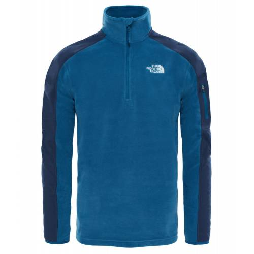 The North Face Glacier Delta 1/4 Zip Erkek Polar