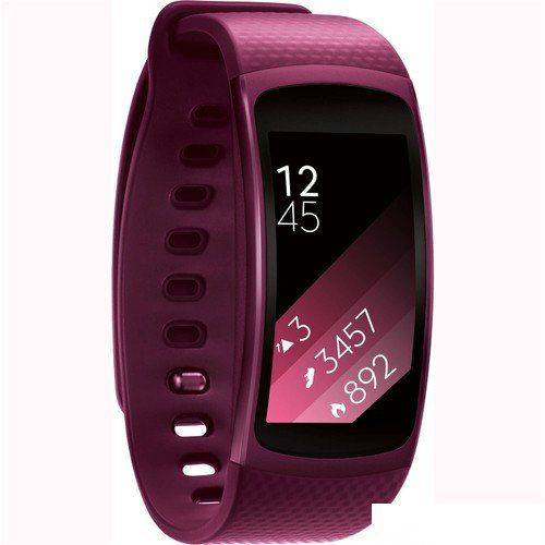 Samsung Gear Fit 2 Pink (Android ve iPhone Uyumlu) 315223562