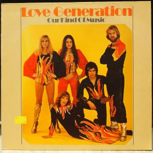 Love Generation - Our Kind Of Music - 1976