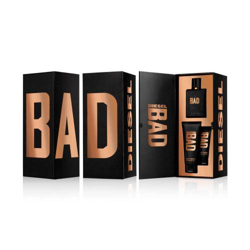 Diesel Bad Edt 75 Ml + 100 Ml Duş Jeli + 50 Ml Duş Jeli 317677822