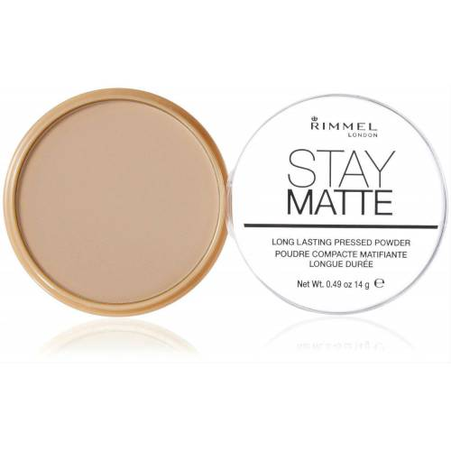 Rimmel London Stay Matte Pudra - 06 Warm Beige 319152182