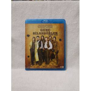 Young Guns - Genç Silahşörler Bluray