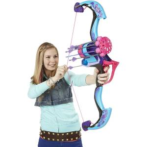 LİSANSLI - LİSANSLI - NERF Rebelle Arrow Revolution Bow B1696
