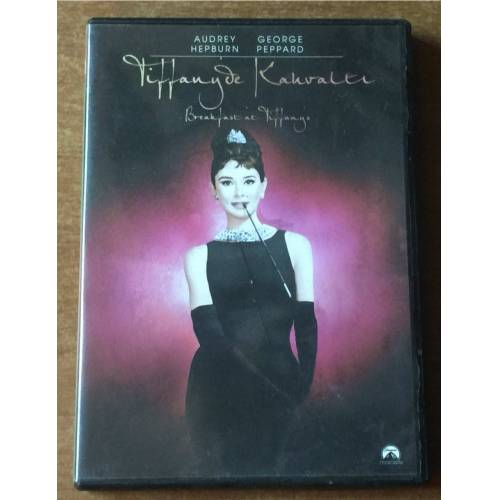 BREAKFAST AT TİFFANY' S DVD 322207500