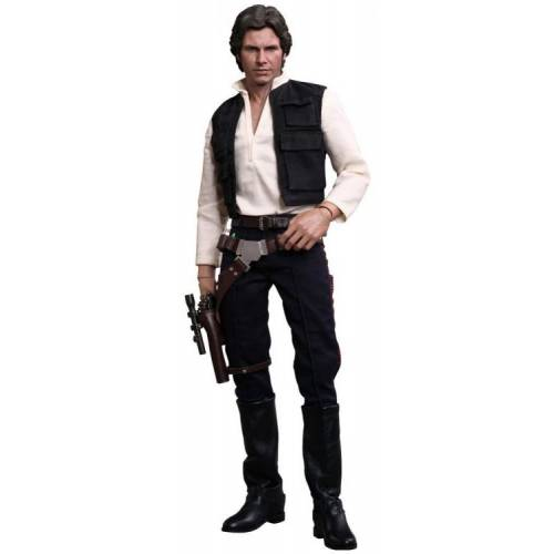 Hot Toys Star Wars Han Solo 12 Inch Action Figure