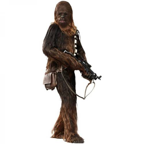 Hot Toys Star Wars Chewbacca 12 Inch Action Figure