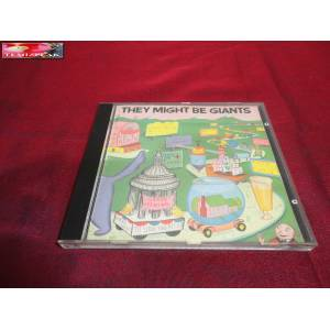 THEY MIGHT BE GIANTS CD ALBUM
