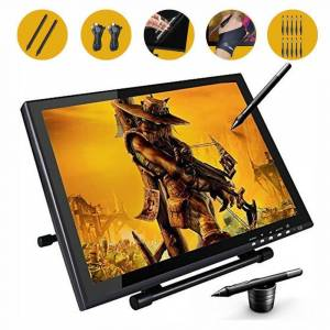 Ugee 1910B Pen display Drawing monitor Graphics Tablets with 2048 Pressure Sensitivity 19 Inch