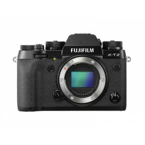 Fujifilm X-T2 Siyah  XF 18-55mm F2.8-4 R LM OIS KİT-Outlet