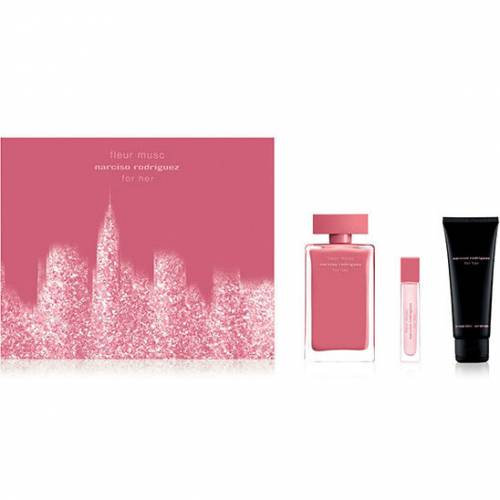 Narciso Rodriguez For Her Fleur Musc EDP 100ml Bayan Parfüm Set 324152818