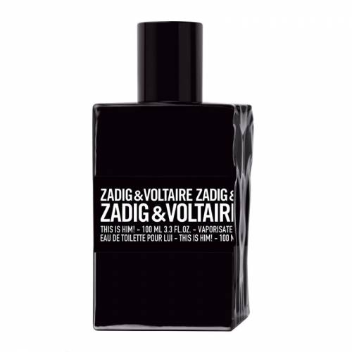 Zadig & Voltaire This is Him! Eau de Toilette Spray 100 ml