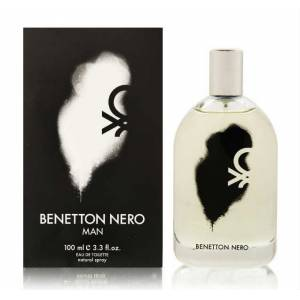 Benetton Nero Man EDT 100 ml