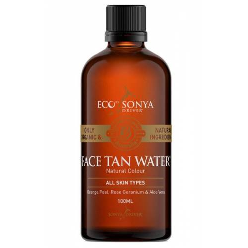 Eco By Sonya Face Tan Water 100 ml.