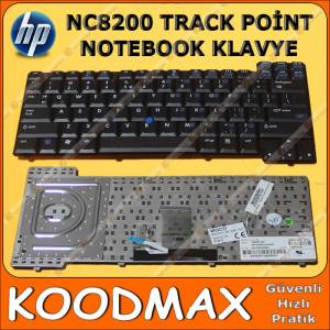HP COMPAQ NC8220 TRACK POİNT NOTEBOOK KLAVYE TÜRKÇE Q LAZER YAZIM