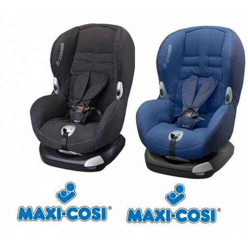 maxi cosi priori xp 9-18 kg total black 329501129