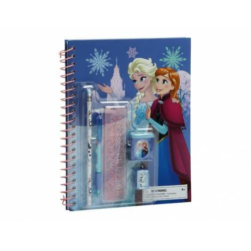 DISNEY COLLECTION Frozen Defter Seti