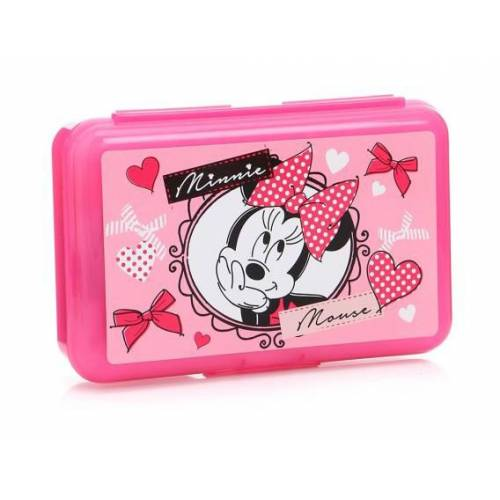 DISNEY COLLECTION Pink Minnie Kalem Set