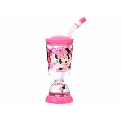 DISNEY COLLECTION Pink Minnie Pipetli Bardak