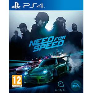 Need For Speed PS4 NFS Playstation 4