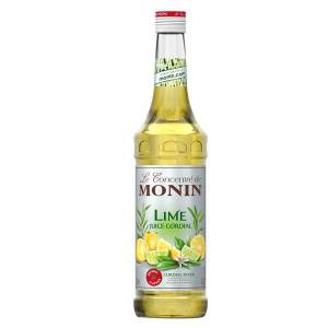 Monin Şurup Lime Juice- Limon Özü 70 Cl